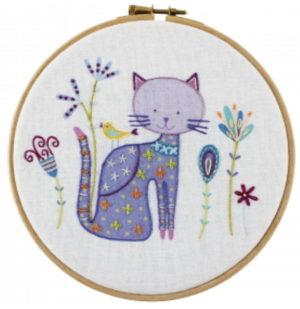 Un Chat dans l'aiguille Ying le Chat Kit by Christel Gouze Elbaz