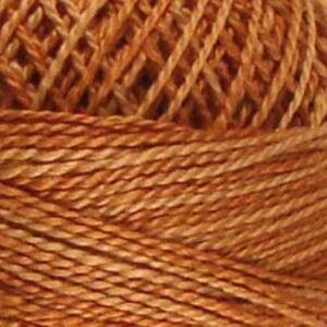 Valdani 12 Perle Washed Orange Heirloom Collection