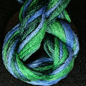 Valdani 6 Ply Floss Algae