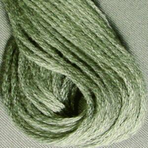 Valdani 6 Ply Embroidery Thread Juniper Light