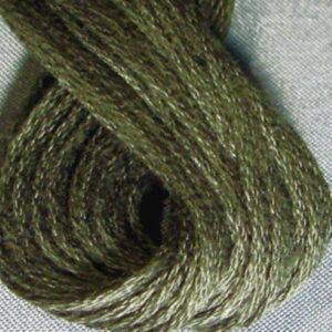 Valdani 6 Ply Embroidery Thread Juniper Medium