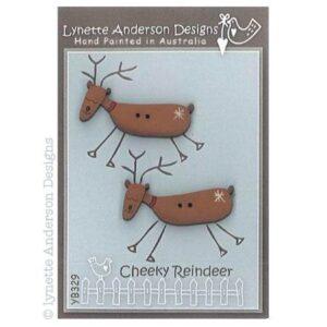 cheeky reindeer