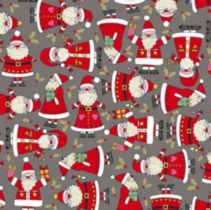makower Festive Christmas 2019 Santa