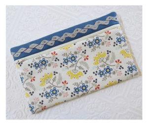 Marg Low designs Sew Swish Zipper Pouch Pattern