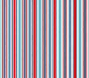 Makower Sea Breeze Deck Stripe