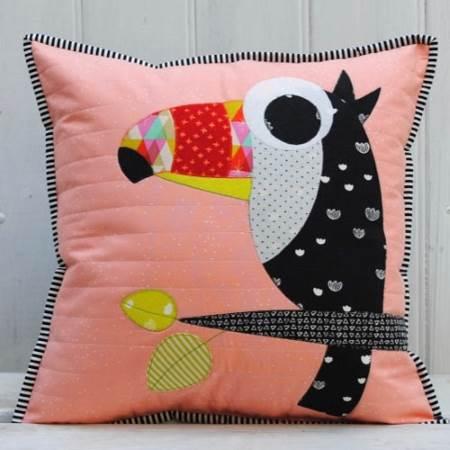 Claire Turpin Tweets Applique Cushion Patterns Poppy Patch