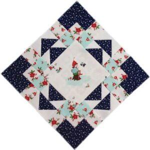 Lilabelle Lane Creations Wonderland Quilt Pattern by Sharon Burgess